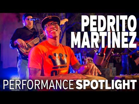The Pedrito Martinez Group: PASIC 2012 /