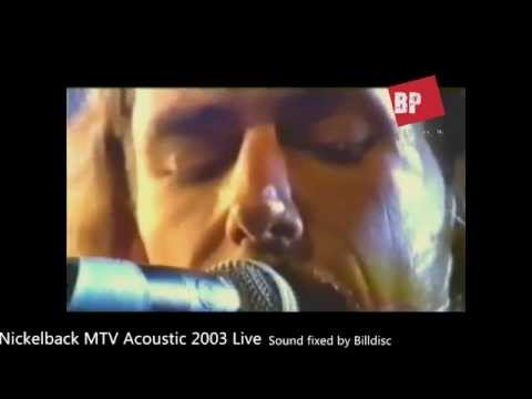 Nickelback Acoustic Session 2003(better sound quality)