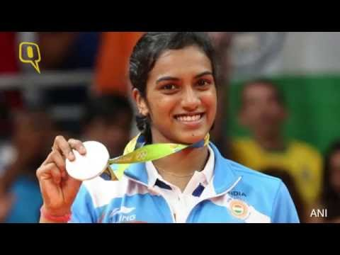 """Dedicate The Medal to Coach Gopi & My Parents,"" Says Sindhu"