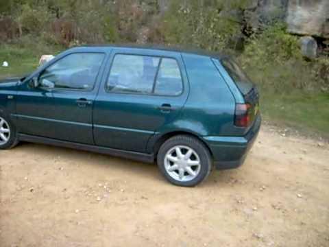 Volkswagen Golf mk3 19 TDi GL  YouTube