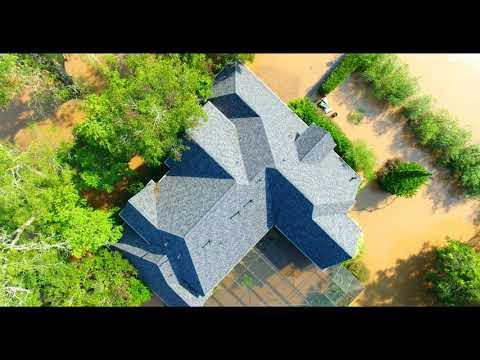 Hurricane Harvey Flooding - Shadow Grove Estates - Full