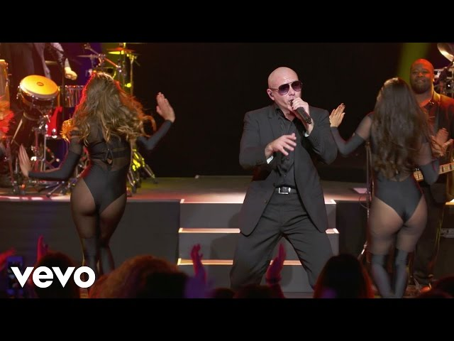 Pitbull – Fireball (Live on the Honda Stage at the iHeartRadio Theater LA)