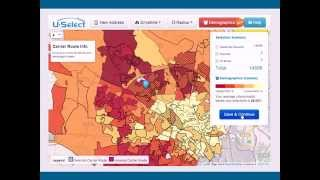 Every Door Direct Mail® - Demographics with Heatmap ROI