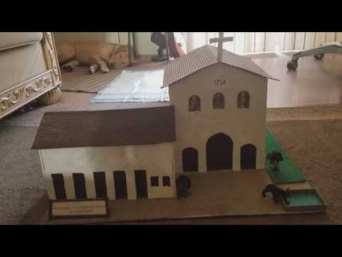 California Mission Project 4th Grade San Luis Obispo De Tolosa