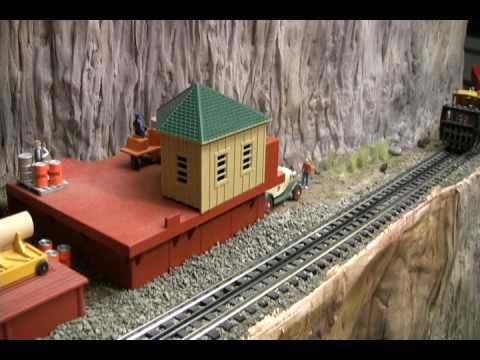 TJ's Trains….The Accessories