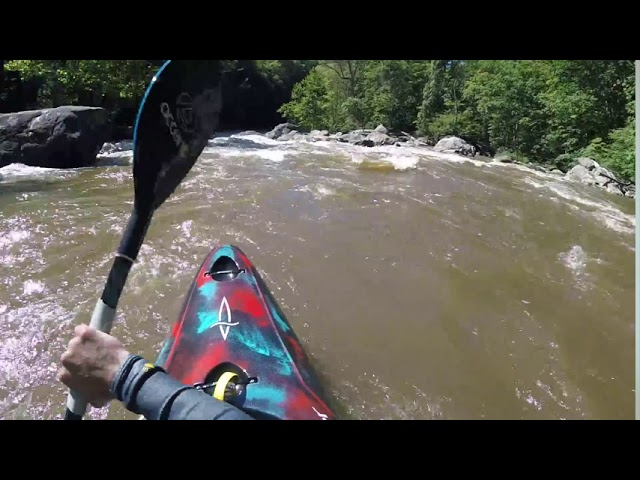 Rewinding the Upper Yough @ 2.6 ft