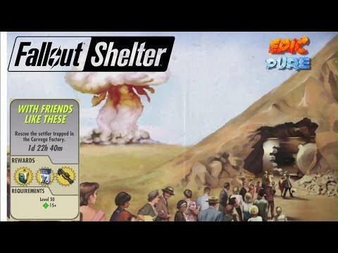 [Fallout Shelter] Best Secret Mission Ever |