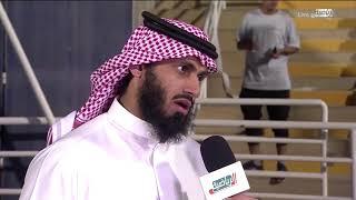 مباراة ( #الرائد_النصر ) الجولة السابعه دوري محمد بن سلمان للمحترفين
