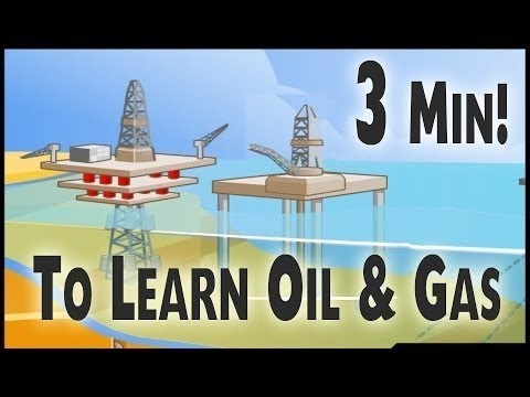 Learn Oil and Gas in 3 Minutes!