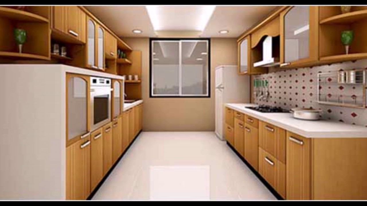 Awesome kitchen design indian style decoration ideas youtube for Kitchen interior design india