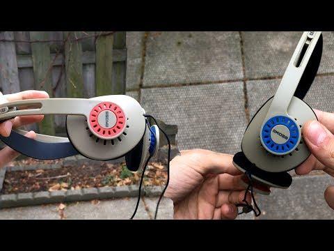 KOSS KPH30i Headphones - REVIEW