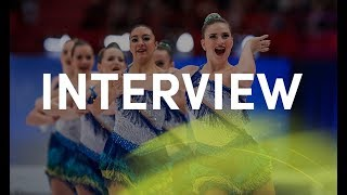 Interview Team Zoulous (FRA)   World Synchro   Stockholm 2018