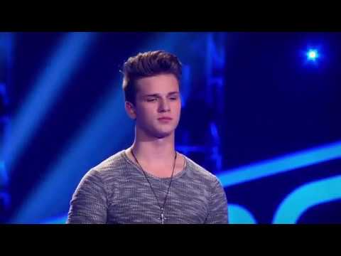 THE VOICE KIDS GERMANY 2018  Gabriel  Lean On Me  Blind Auditions