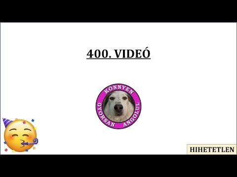 400. Videó