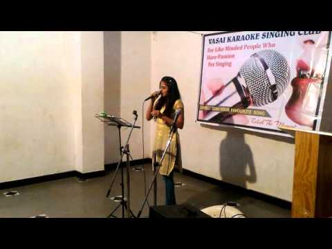 Siddhi performing on 13th March at vasai karaoke club