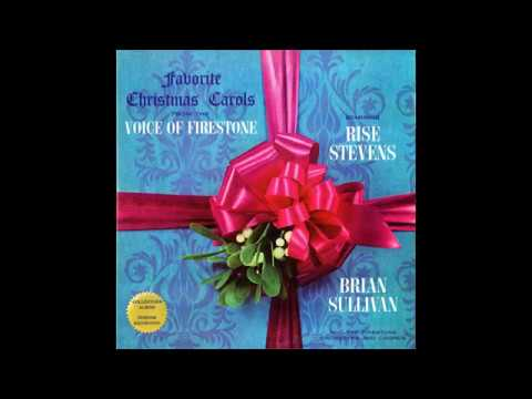 voice-of-firestone--favorite-christmas-carols.-1962