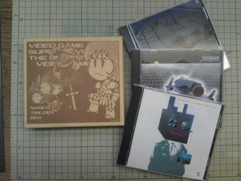 VIDEO GAME MUSIC/NAMCO(ビデオ・ゲーム・ミュージック/ナムコ)