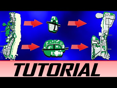 GTA Vice City: How To Get To The Other Islands Early [TUTORIAL]