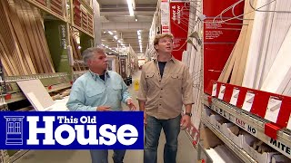 How to Choose Interior Molding - This Old House