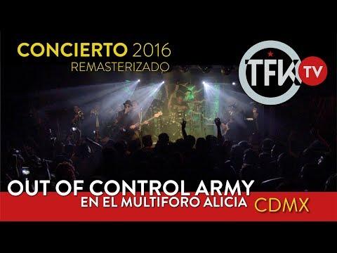 Out Of Control Army en vivo (Remasterizado) - TFKMX