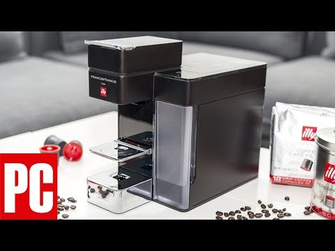 1 Cool Thing: Illy Y5 Iperespresso Espresso & Coffee