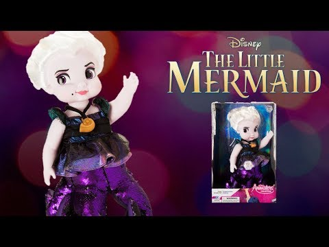 Special Edition Ursula Disney Animators Collection Doll Review!