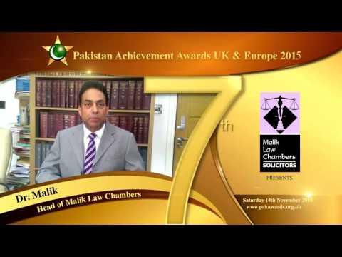 Dr. Malik for www.pakawards.org.uk