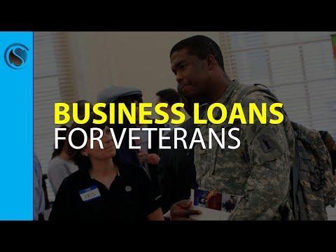 Business Loans for Veterans