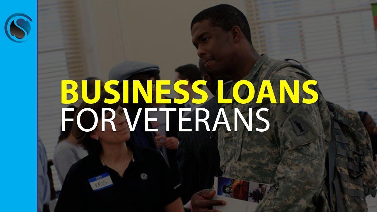 Loans For Veterans >> Business Loans For Veterans