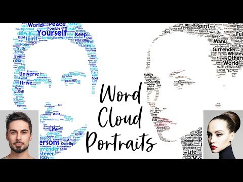 how-to-create-word-cloud-text-portrait-designs!