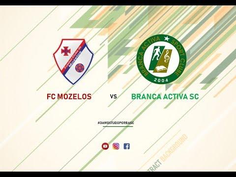 FC Mozelos 3 - 1 Branca Activa SC | 3ª Jornada | Época 2018-2019