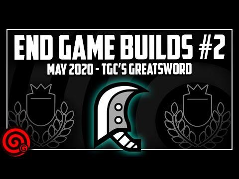 TGC's End Game Greatsword Build - Pre - Alatreon | MHW Iceborne