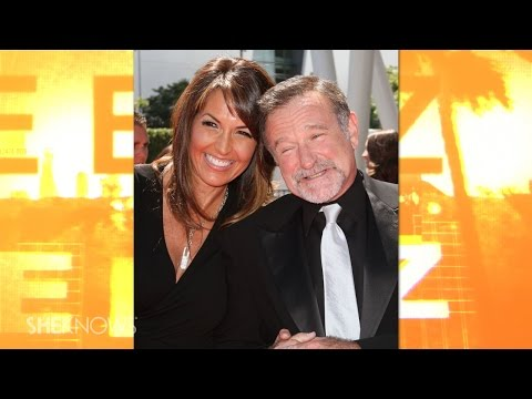 Wife Reveals Robin Williams Had Parkinson's Disease in Statement - The Buzz