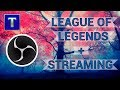 TUTORIAL OBS | Grabar League of Legends + Streamings | TenYasha LOL