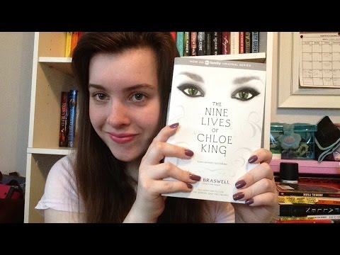 Book Review: The Nine Lives of Chloe King: The Chosen By: Liz Braswell