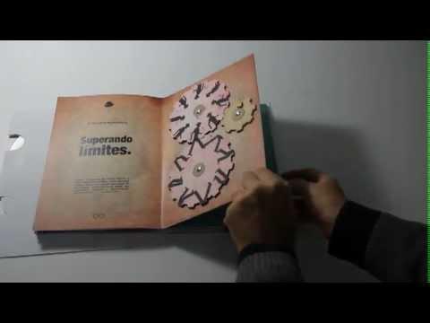 Libro objeto youtube - Como hacer un libro hueco ...