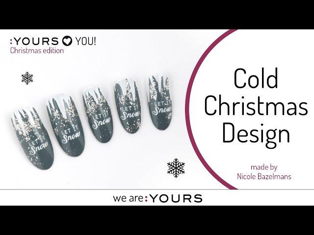 Cold Christmas Design