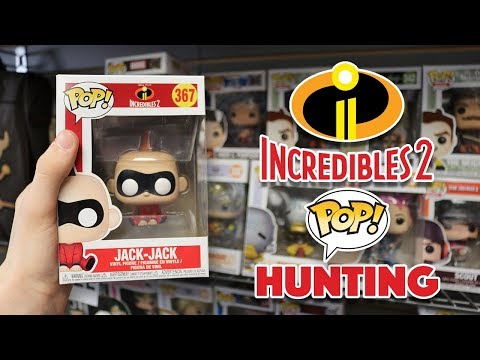 Incredibles Funko Pop Hunting!
