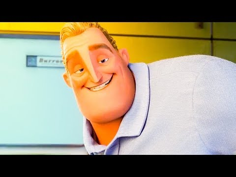 Incredibles 2 'How Do You Like Your Eggs?' Trailer (2018) Disney Pixar HD