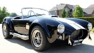 1965 Shelby Cobra Replica Superformance MKIII For Sale