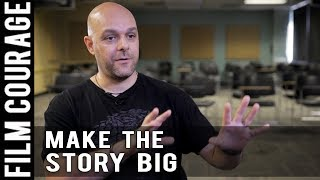 Make Your Story Really Stinkin' Big by Houston Howard