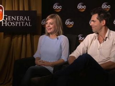 Kirsten Storms and Jason Thompson Talk General Hospital - YouTube