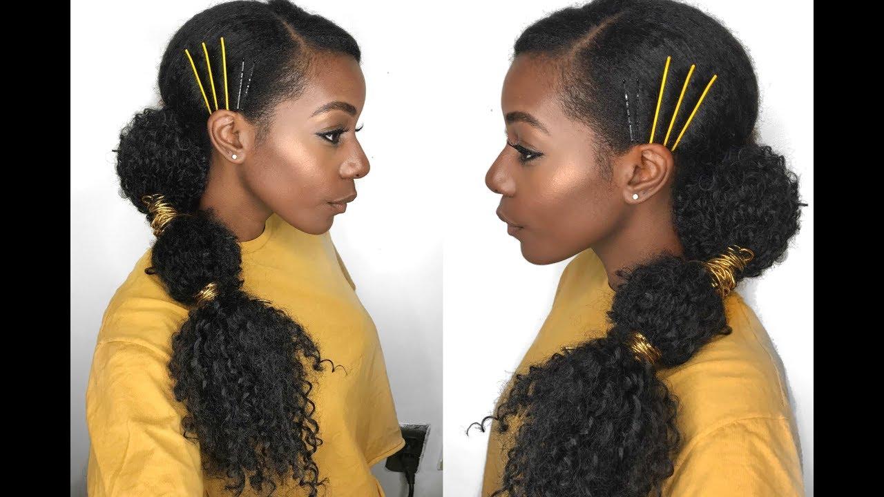 keyshia kaoir jumbo braid ponytail