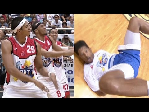 North vs. South Dance Battle | PBA All-Star 2015