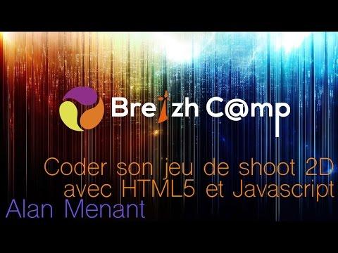 Coder son jeu de shoot 2D avec HTML5 et Javascript