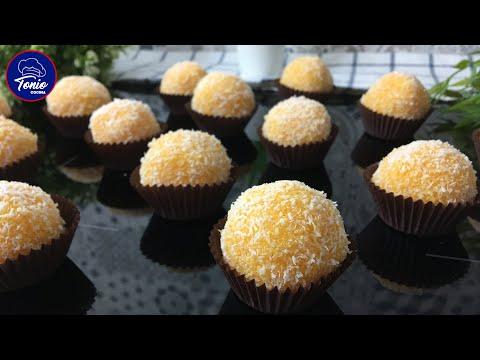 Cómo hacer dulce de coco o cocadas con panela y leche   Receta colombianaиз YouTube · Длительность: 1 мин47 с