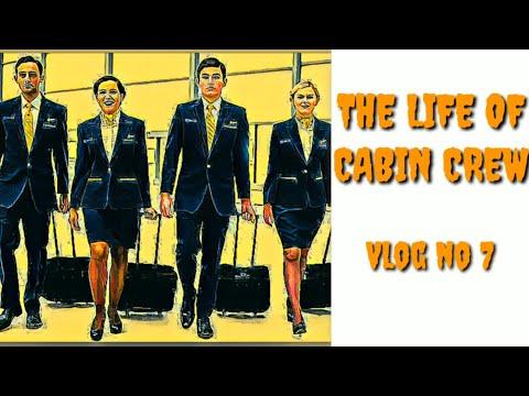 Cabin Crew (THE SAVIOUR) #🛫✈️🛬