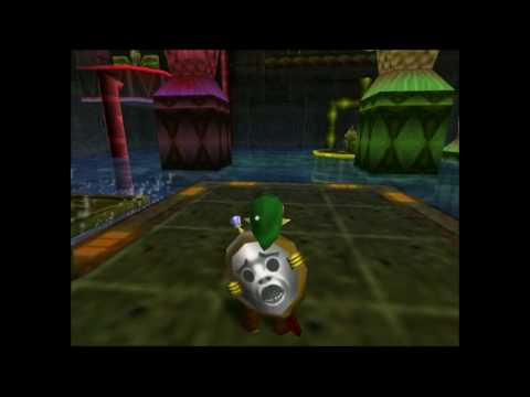 Great Bay Temple's Stray Fairy Locations - The Legend of Zelda: Majora's Mask Walkthrough