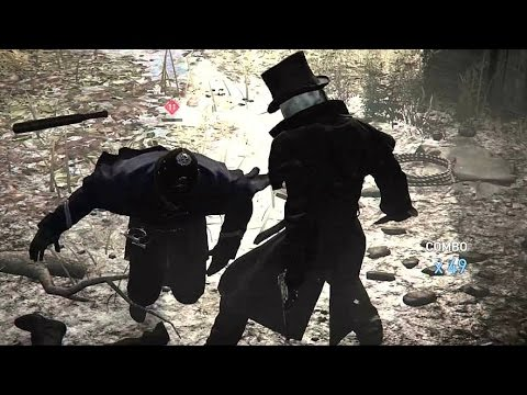 Jack the Ripper 's Rampage Cinematic Version