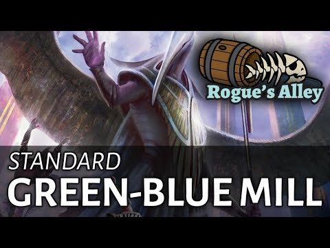 MTG Standard: Green-Blue Mill - Rogue's Alley